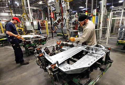Sectores industrial y de servicios
